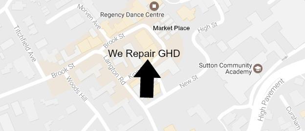 ghd repairs mansfield